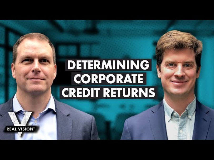 How Companies Determine Corporate Credit Rate (w/ Dan Rasmussen & Greg Obenshain)