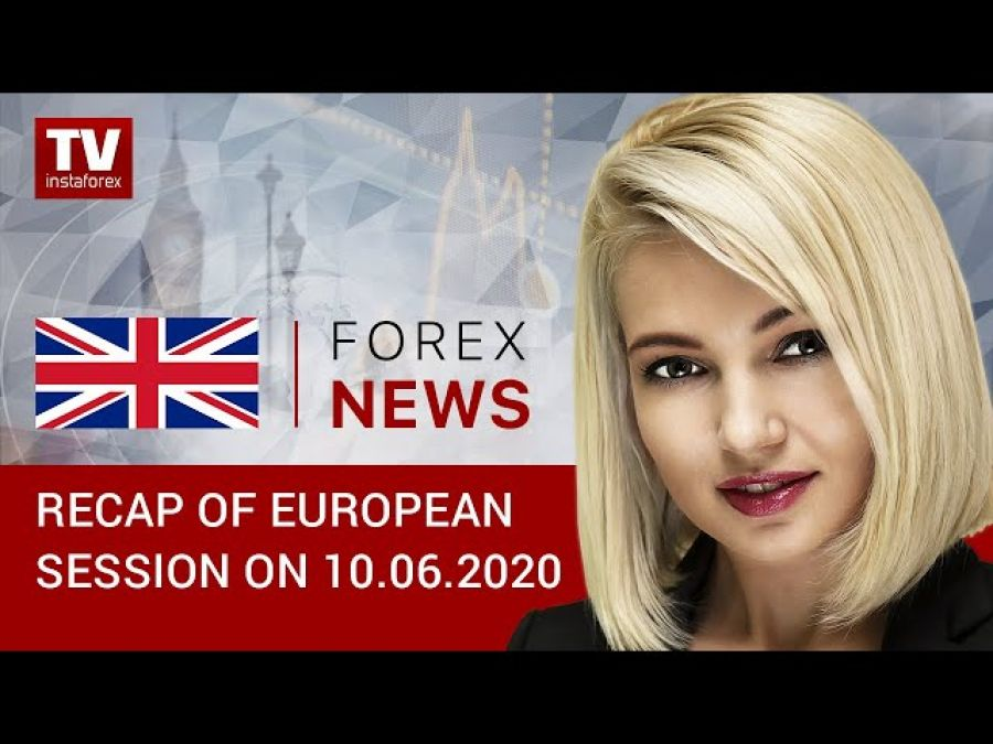 10.06.2020: Fed to print trillions of dollars? Outlook for EUR/USD, GBP/USD