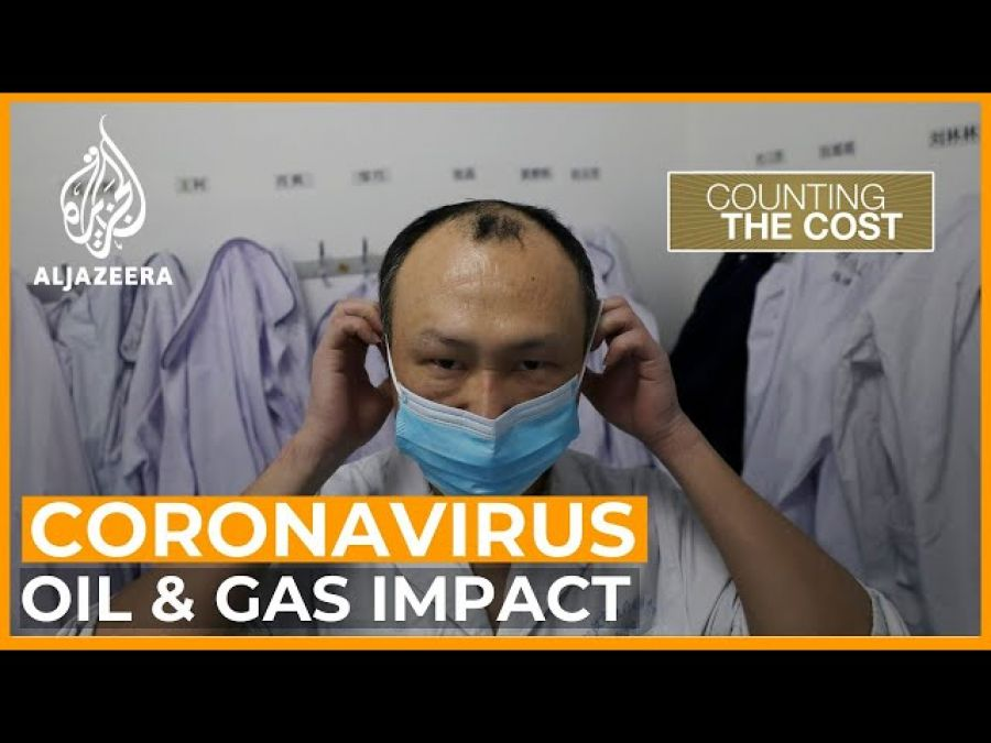 Coronavirus outbreak's effect on the oil and gas market   Counting the Cost