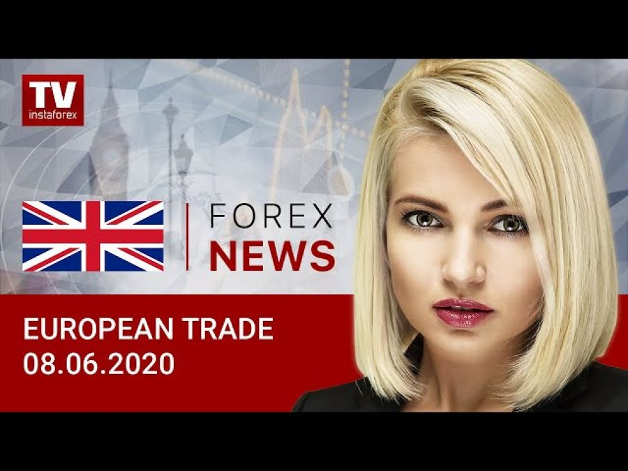 08.06.2020: Europe expecting deeper recession. Outlook for EUR/USD and GBP/USD