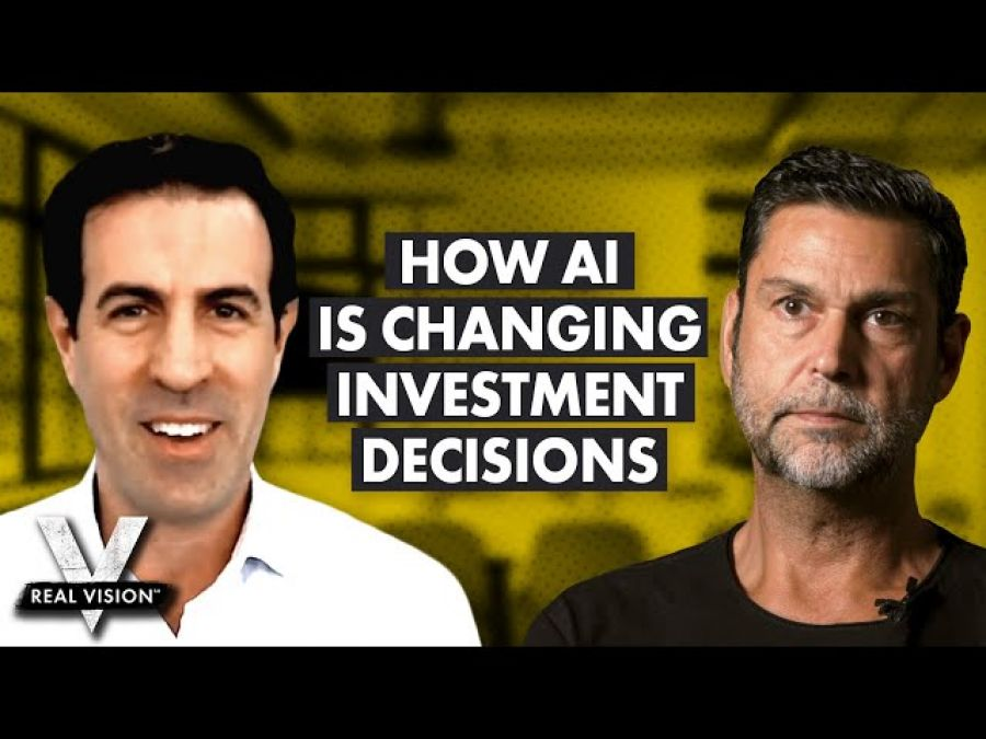 AI and the Industry (w/ Raoul Pal & Trevor Mottl)