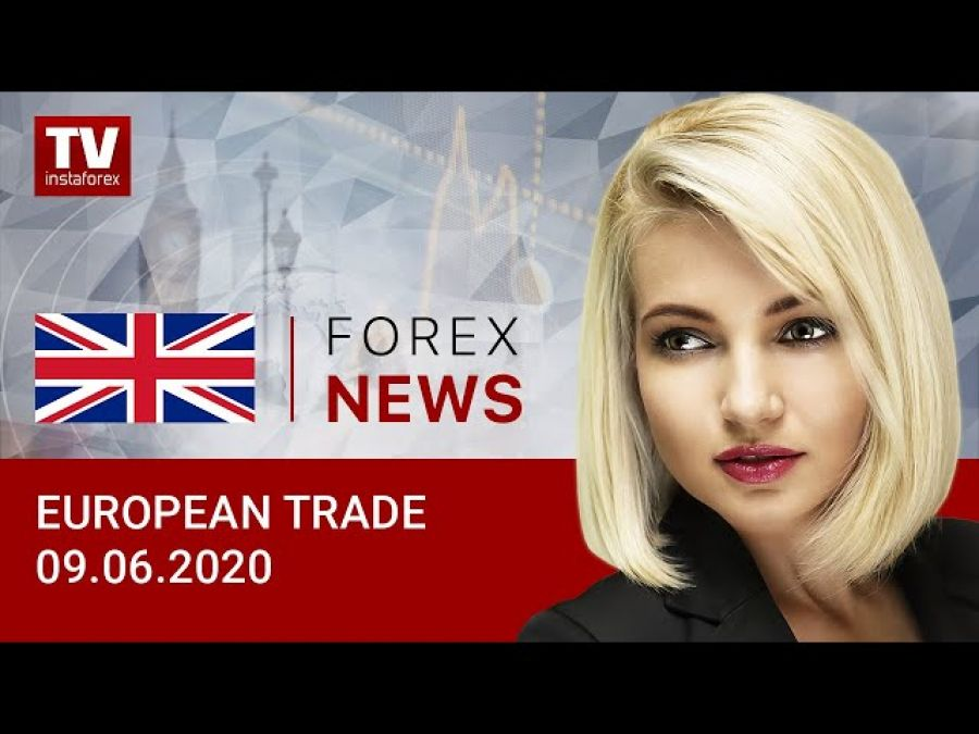 09.06.2020: Traders hesitate to buy euro and pound sterling. Outlook for EUR/USD and GBP/USD