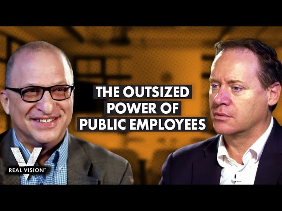 The Outsized Power of California's Public Employees (w/ Steve Greenhut & Mike Green)