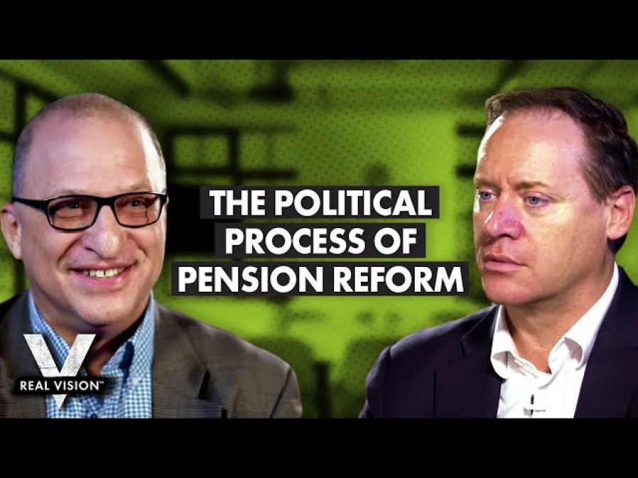 Solving California's Pension System Political Problem (w/ Steve Greenhut & Steve Green)