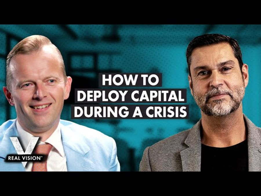How To Deploy Capital in a Crisis (w/ Raoul Pal & James Aitken)
