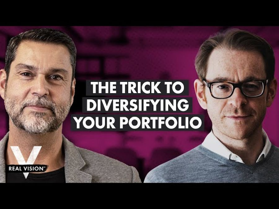 True Diversification: Allocating Capital Effectively (w/ Raoul Pal & Dylan Grice)