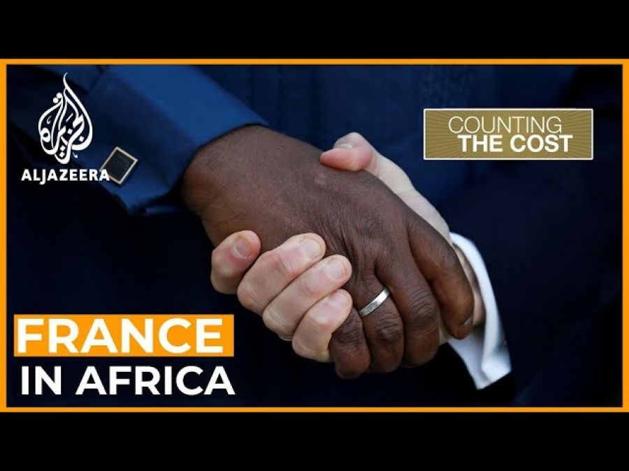 France in Africa: Is it all about the oil? | Counting the Cost