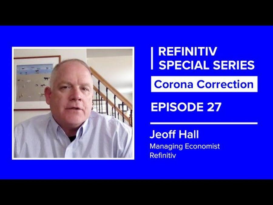 Road to Recovery?   The Corona Correction   Refinitiv